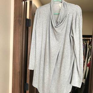 AJ Andrea Jovine Grey Sweater - EUC - Size L